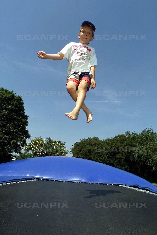 De danske campister har nydt godt af sommerens vejr. Foto: Scanpix