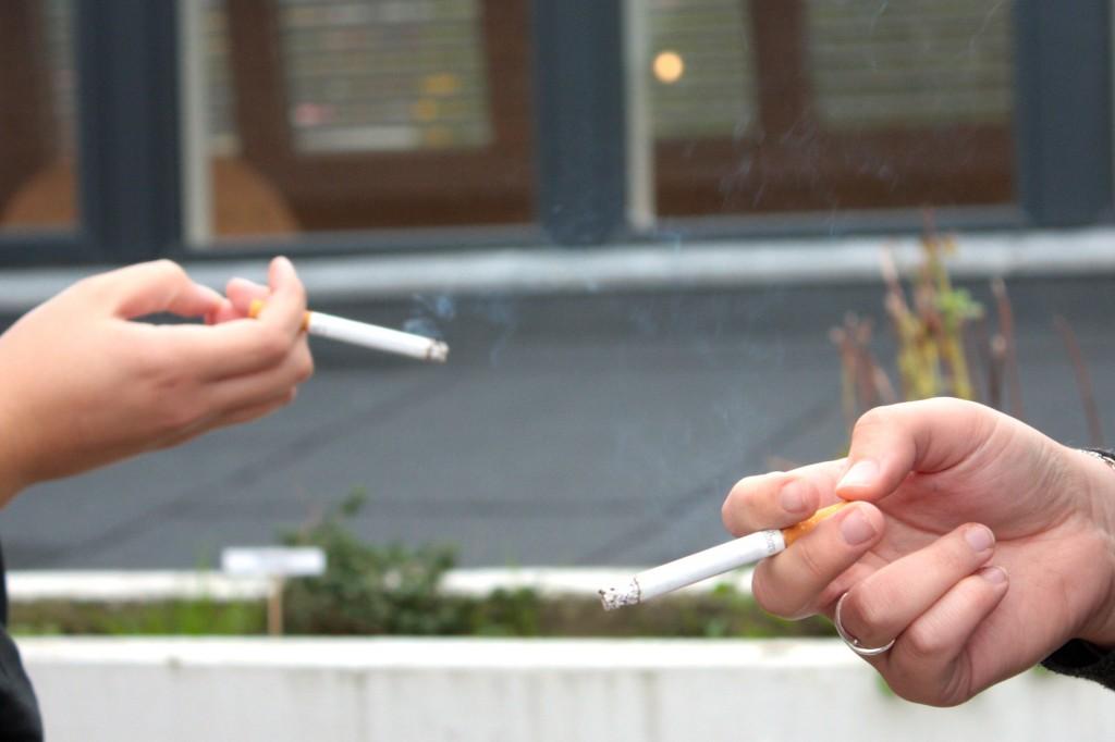 Sundhedsministeriet har givet ni forskellige steder i Danmark penge, så de kan hjælpe rygere med at kvitte smøgerne. Foto: Sarah Winther.