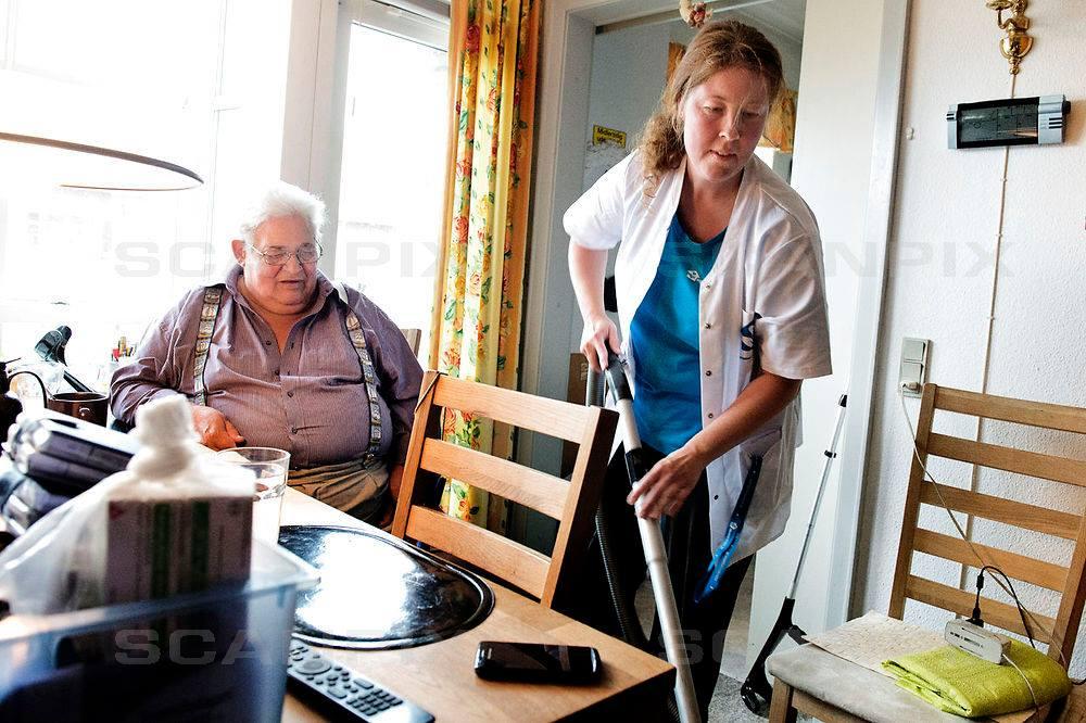 De sociale opgaver i Holstebro Kommune bliver i høj grad udliciteret til private. Foto: Claus Bech / Scanpix