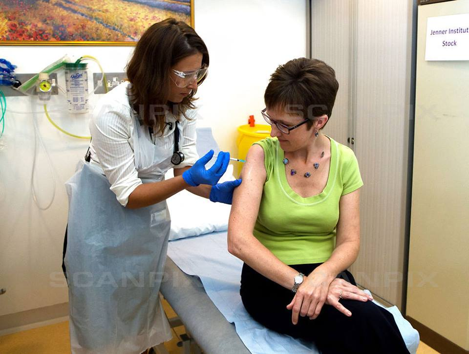 De ældre i Holstebro kommune er oplyste om den gratis influenzavaccine, men udnytter den ikke. Foto: Scanpix