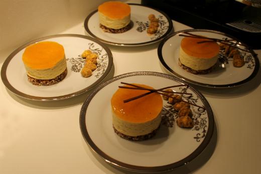 dessert nytår chokolade