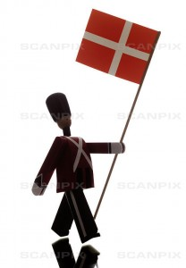 The Danish EU civil servant is a lone soldier