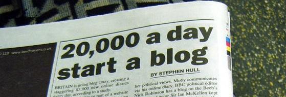 Antallet af blogs er steget eksplosivt de seneste år. Men hvad er det lige ved blogmediet der gør, at vi læser dem igen og igen?